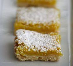 V e g a n D a d: Lemon Squares