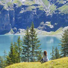 Die 37 schönsten Ausflugstipps für einen Tagesausflug in der Schweiz. Schöne Wanderungen, Bergseen, hübsche Städtchen & Wasserfällt in allen Teilen der Schweiz Swiss Alps, Do Love, Switzerland, Wanderlust, Mountains, World, Places, Nature, Travel
