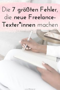 Machst du diese häufigen Anfängerfehler von Texter*innen? Coaches, Content Marketing, Business, Helpful Tips, Trainers, Store, Inbound Marketing, Business Illustration