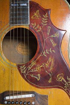 1960's gibson hummingbird - 2 of 2