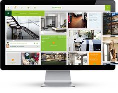 Metro  Redesign  of Gumtree by James Mac, via Behance http://www.techirsh.com