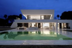 SOTOGRANDE HOUSE by A-cero