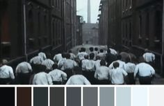 Andrzej Żuławski's steel blue cosmos, Jan Jakub Kolski's soft fairytale hues, the colours of dreams and nightmares, and various shades of memory: this short guide will help you understand the palette of Polish cinema. Mood Board Interior, Colours That Go Together, Cinema Colours, Cinematic Photography, Design Palette, Dreams And Nightmares, Film Grab, Color Grading, Colour Pallette