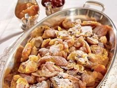 Kaiserschmarren Recipe - Kind of Shredded Pancakes - only much better!