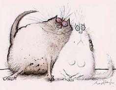 Cacarecos da Marta ...: Cats