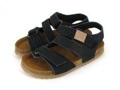 Gioseppo Detské Sandále Raynor Negro