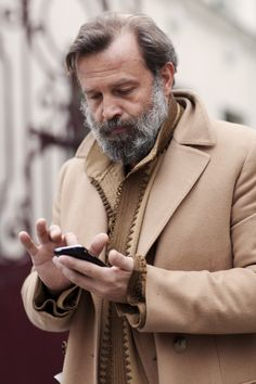 On the Street….Caftan and Coat, Paris « The Sartorialist