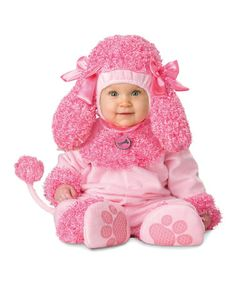 Look what I found on #zulily! Pink Poodle Dress-Up Outfit - Infant & Toddler by chasing fireflies #zulilyfinds