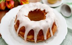 I found a recipe from abc.com (The Chew) which is a Chocolate Root Beer Pound Cake from Carla Hall. The frosting recipe must be the one she ...