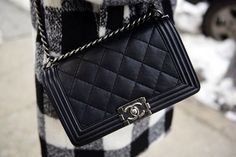Chanel boy bag- one day you will be mine!
