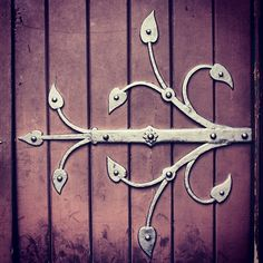 Church doorhinge