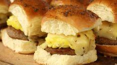 BreakfastSlidersforList | 25 Ways To Start Your Day With Eggs