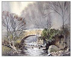 david bellamy watercolor - Google Search