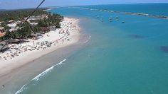 Praia do Francês é uma das praias mais badaladas de Alagoas