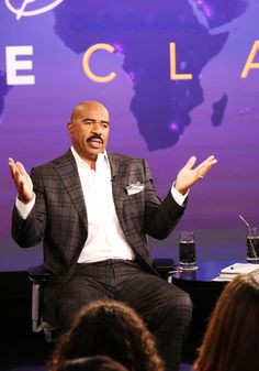 Rev Alex Shaw recommends: Ask Steve Harvey: Why Are Family Members So Critical? Talking w/Oprah. Act Like A Lady, We The People, Steve Harvey, Guys Be Like, Dreaming Of You, Steve, Small Minds, Oprah, Small Minded People