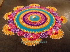 We have included beautiful diwali rangoli designs from shanthi's gallery. It's believed that rangoli designs started many centuries ago. Some refrences of rangoli designs are also available in our Rangoli Designs Simple Diwali, Easy Diwali Rangoli, Indian Rangoli Designs, Rangoli Designs Latest, Rangoli Designs Flower, Rangoli Border Designs, Small Rangoli Design, Colorful Rangoli Designs, Rangoli Patterns