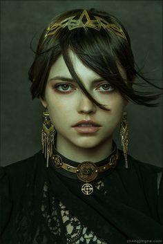 aurorae:  Motherland Chronicles #18 - Julia by `zemotion on deviantART