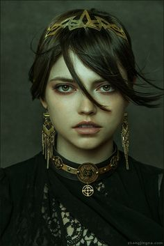 aurorae:  Motherland Chronicles #18 - Julia by `zemotion on deviantART