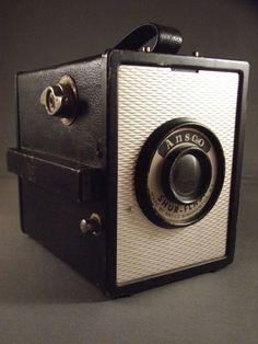 Old cameras are fun!