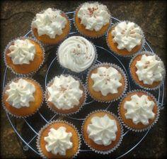 Vegan Golden Syrup Cupcakes