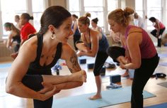 Hi Philly yogis! Check out this article all about your impact on yoga in Philadelphia! Our city was named number 3 in yoga in the country! Check out this article explaining all our excitement.