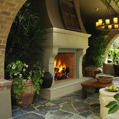 1000 images about fireplaces on pinterest fireplace for Wood burning stove for screened porch