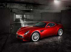 Alfa 8C by Artur Nyk on 500px