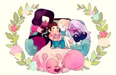 Steven Universe Poster sold by Milk and Miso. Shop more products from Milk and Miso on Storenvy, the home of independent small businesses all over the world.
