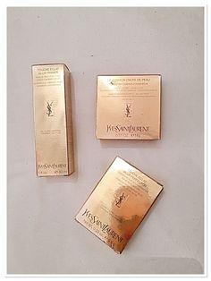 #allthegoods ! @yslbeauty @yslbeauty #goldprimer #ysl #yvessaintlaurent #yslbeauty #gold #luxurious #packaging #blurprimer #toucheeclat #cushionfoundation #newmakeup #highend #beaty #beautify #bblogger #fblogger #makeup #products #pearlsandvagabonds