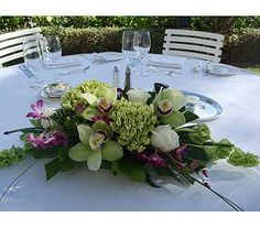 Wedding Arrangement in Honolulu HI, Patty's Floral Designs, Inc.