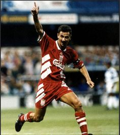 ♠ The History of Liverpool FC in pictures - Ian Rush #LFC #History #Legends