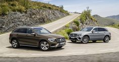 http://chicerman.com Mercedes-Benz GLC revealed:  automoview:  The all-new Mercedes-Benz GLC mid-sized SUV made its long-awaited world premiere tonight in Germany meaning the Stuttgart-based marque finally has a proper global rival for the BMW X3 and Audi Q5.  A replacement for the GLK (a left-hand-drive car that never came here much  #cars