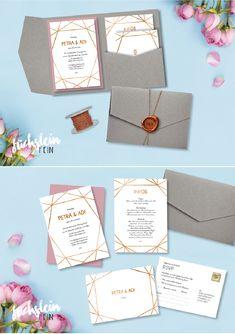 Hochzeitseinladungen Rsvp, Place Cards, Place Card Holders