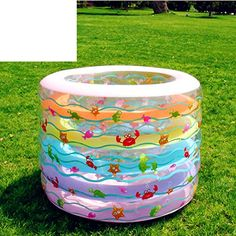 Baby swimming pool/Inflatable newborn pool/Pool for child-F *** Read more reviews of the product by visiting the link on the image.(It is Amazon affiliate link) #liketeam