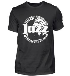Jazz Musik Geschenk Jazz Shirt Trompete T-Shirt - Jazz Musik Geschenk Jazzshirt Trompete T-Shirt Jazz Musik Geschenk Jazz Shirt Trompete T-Shirt T Shirt Designs, Jazz T Shirts, Mens Tops, Form, Material, Trumpet, Film Music Books, Gift, Cotton