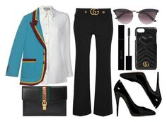 """""""Sin título #13508"""" by vany-alvarado ❤ liked on Polyvore featuring Gucci"""