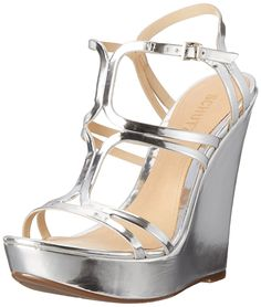 Schutz Women's Raee Wedge Sandal -- Remarkable product available now. : Wedge sandals
