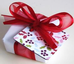 Handmade Soap Christmas Gift Holiday Gift  by DeShawnMarie on Etsy, $7.95
