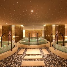 Swisstouches Hotel Xi'an -Spa Pool :) oh how i love this!