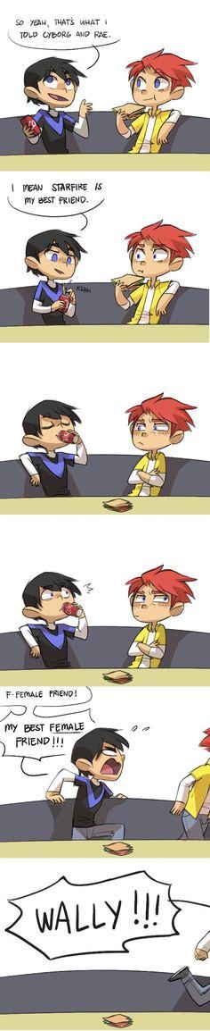 Robin & Flash:
