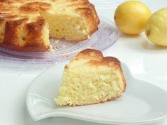Gâteau au yaourt et au citron