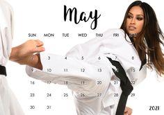 @BlackBeltImage Sat 2, Karate Girl, Art Calendar, Martial Arts, Sports, Beauty, Women, Fine Art, Girls