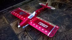 aerobatic haig 3d fun fly #nitro radio controlled r/c model #aircraft / #aeropla,  View more on the LINK: http://www.zeppy.io/product/gb/2/201779335110/