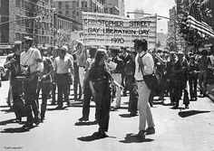 1970: A first-person account of the first gay pride march