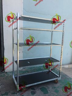 dutch trolley is the most popular a domestic cart , vegetable seedling cart is a good helper, seedling raising, handling, turnover has the characteristics of strong and durable, flexible, convenient, layer board is the shape of the mesh, galvanized processing after will not rust, layer board removable at the same time, can adjust freely according to the height of flower layer plate spacing. The method is practical, whether it is the circulation of seedlings, or the display of flowers.Our…