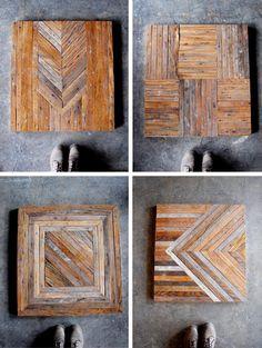 Tables by Ariele Alasko / via www.jaspr.co