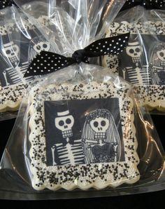 Dia De Los Muertos Wedding Cookie Diadelosmuertos Cakes
