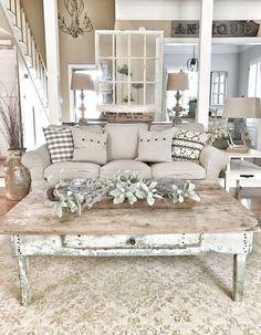 Adorable 70 Rustic Farmhouse Living Room Decor Ideas https://decorapatio.com/2018/01/10/70-rustic-farmhouse-living-room-decor-ideas/