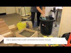 Papercrete - YouTube