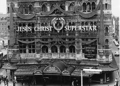 Jesus Christ Superstar at the Palace Theatre in London